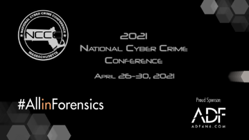 #NCCC2021 National Cyber Crime Conference TW-1