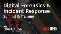 SANS DFIR Digital Forensics & Incident Response Summit and Training