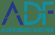 ADF Authorized Partner Logo