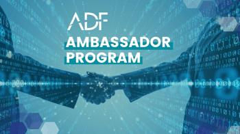 ADF Brand Ambassador Program - Business People Shaking Hands