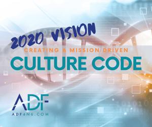 ADF CULTURE CODE - 2020 Vision