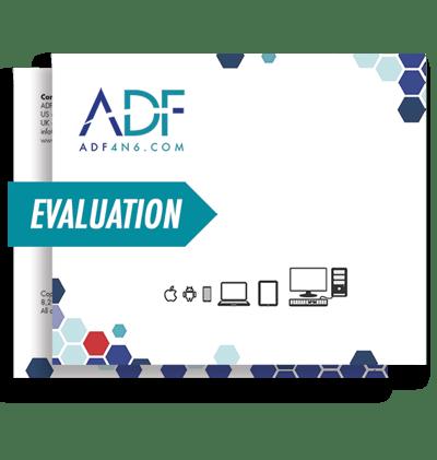 ADF Software Evaluation License
