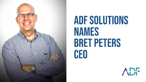 ADF Solutions Names Bret Peters CEO