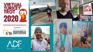 ADF Turkey Trot Virtual 2020 Supporting NCMEC (2)