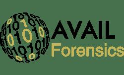 AVAIL Forensics - SmallLogo LONG