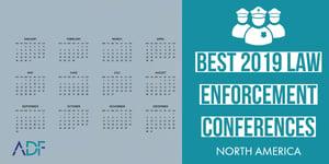 Best 2019 Law Enforcement Conferences