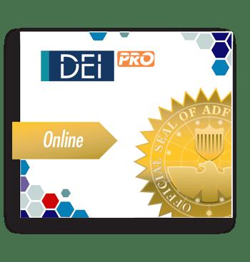 Certified User Training-DEI-PRO