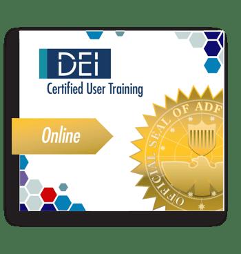 Certified User Training-DEI