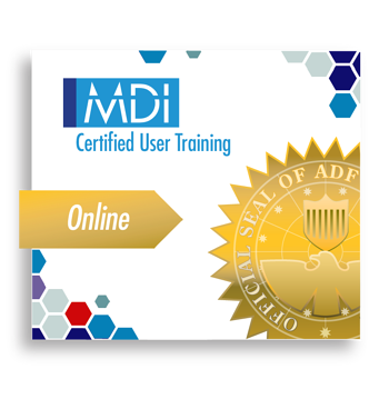 Certified User Training-MDI
