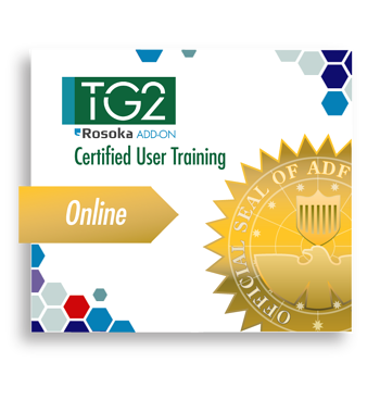 Certified User Training-TG2-1