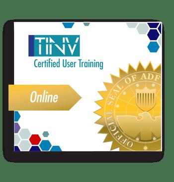 Certified User Training-TINV