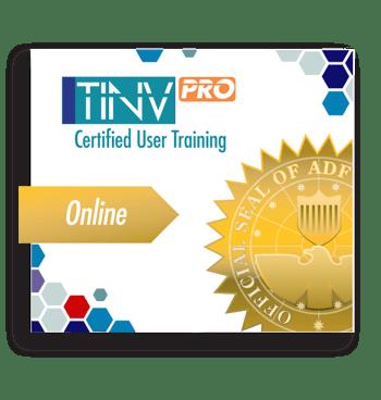 Certified-User-Training-TINV-PRO