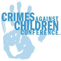Crimes Against Children 2017 Conference Logo