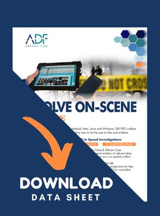 DOWNLOAD DEI PRO Field Tablet Data Sheet