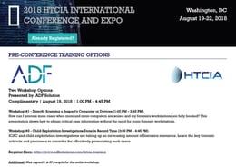 ADF HTCIA Digital Forensic Training Labs