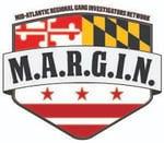Margins Logo - Mid-Atlantic Regional Gang Investigators Network