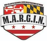 Margins Logo - Mid-Atlantic Regional Gang Investigators Network