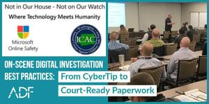 NW ICAC 2018 Digital Forensics with ADF Digital Evidence Investigator Rich Frawley