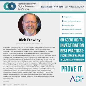 Techno Security Digital Forensics Rich Frawley Texas (1)
