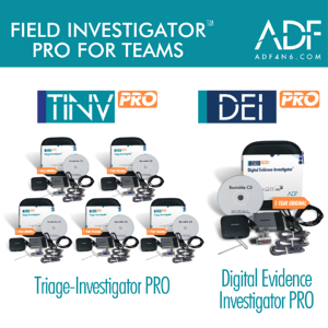 Field Investigator PRO for Teams 1 Year