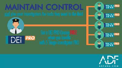 Field Investigator PRO for Teams