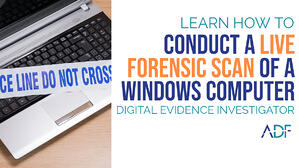 Forensic Scan Windows Computer