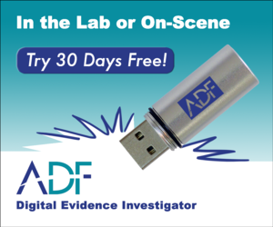 ADF Digital Evidence Investigator Free Trial