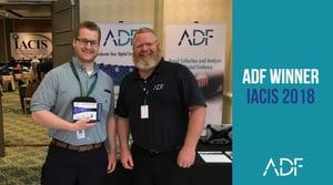 IACIS 2018 ADF Winner