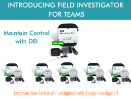Introducing Field Investigator for Teams