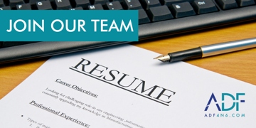 Join Our Team - ADF Solutions is Hiring
