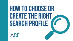 Learn Search Profile Best Practices