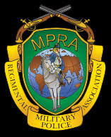 Military Police Reserve Association Logo