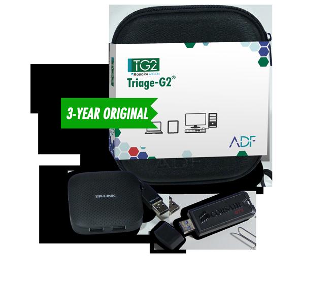 Triage-G2 DOMEX Sensitive Site Exploitation Kit