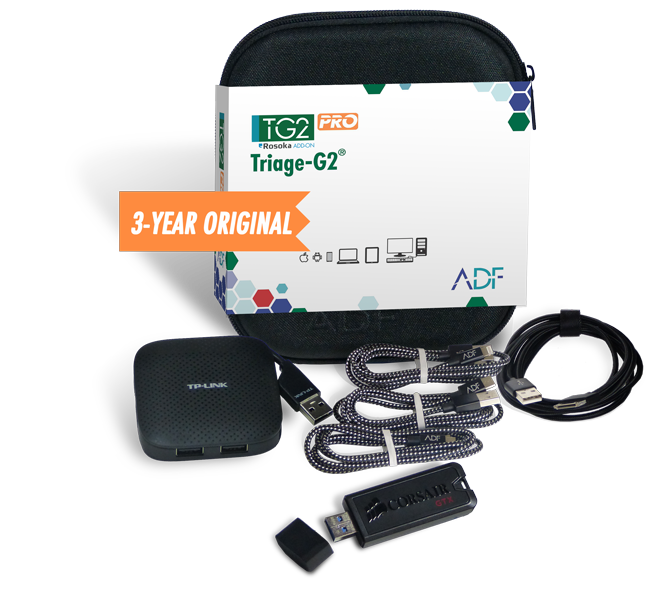 Triage-G2 PRO Kit