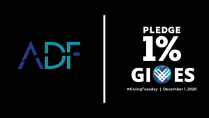 Pledge1Gives-ADF Solutions Cyber Forensics Philanthropy