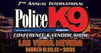 Police K9 Las Vegas 2021