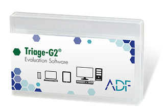 ADF Triage-G2 Software Eval Kit x600