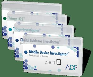ADF Digital Forensic Evaluation Software