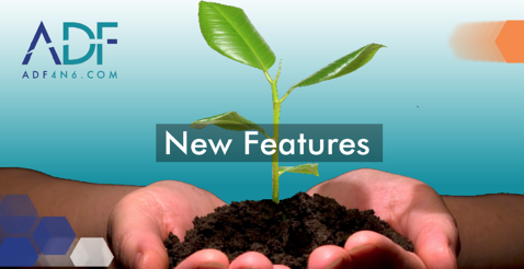 ADF New Features 5.2 2.2 Product Launch