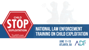 Stop Child Exploitation NLETC 2019