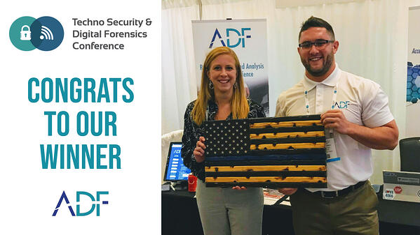 Techno Flag of Valor Winner ADF Digital Forensics Law Enforcement