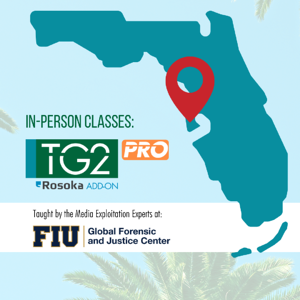 Triage-G2 PRO Media Exploitation Classes In-Person at FIU Largo Florida (1)
