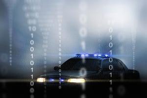 Police Car Digital Investigation