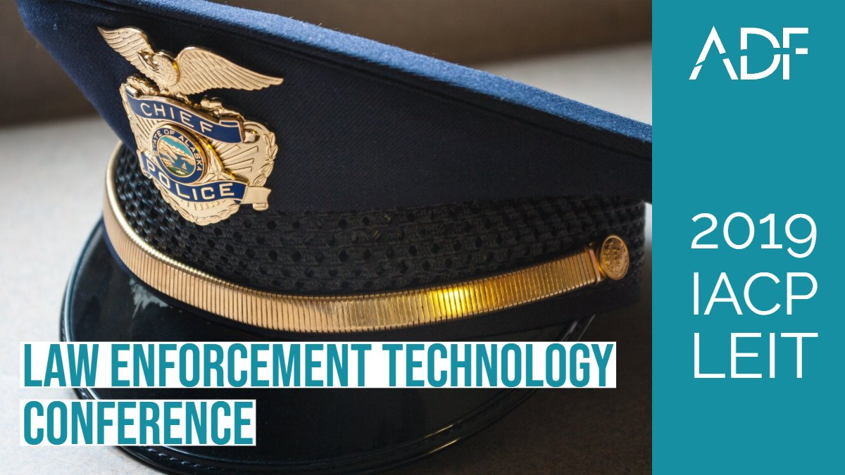 2019 IACP Technology Conference