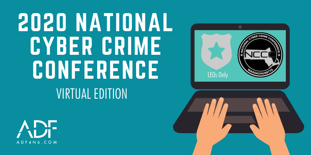 2020 National Cyber Crime Conference