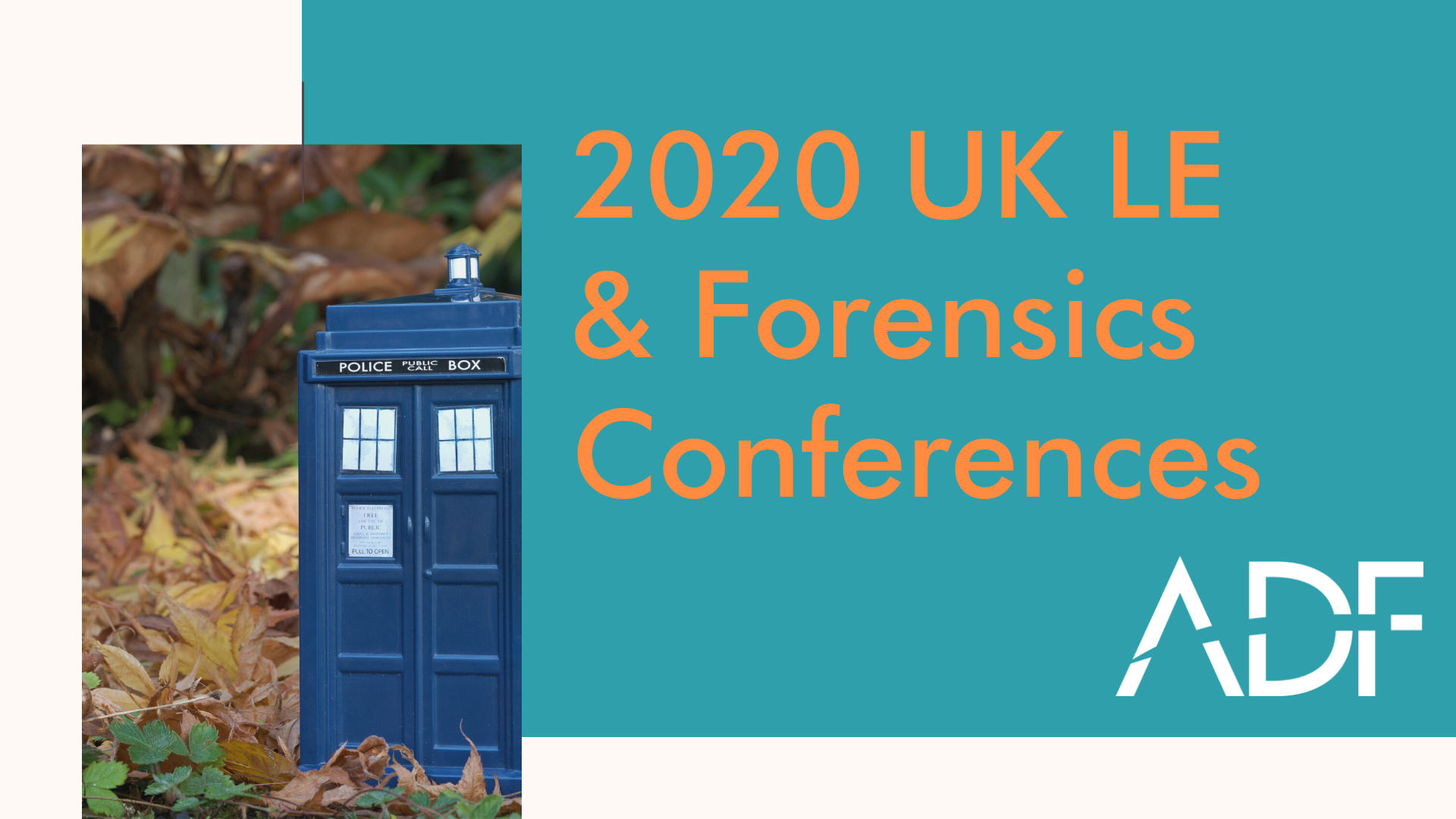 Best 2020 Forensics and Law Enforcement Conferences in the UK