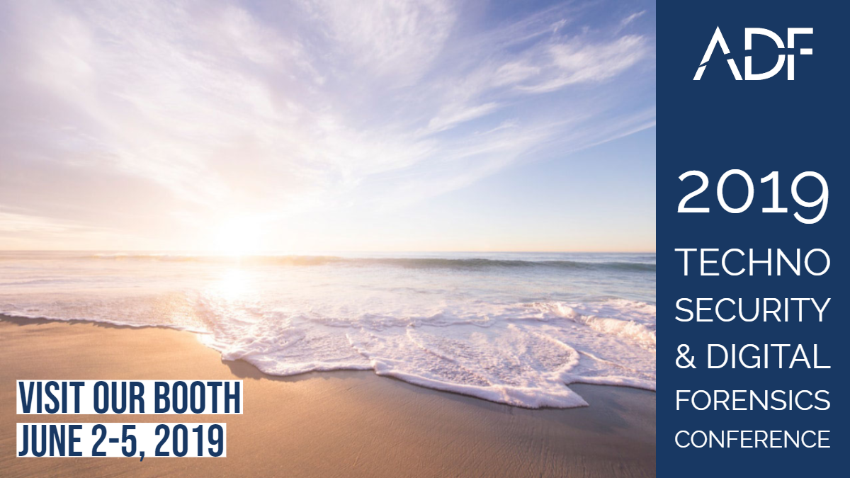 Techno Security & Digital Forensics Myrtle Beach 2019