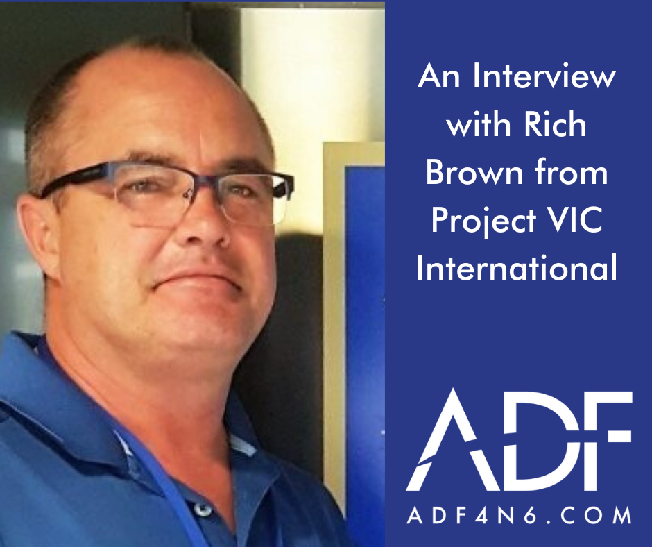 Meet Rich Brown from Project VIC International