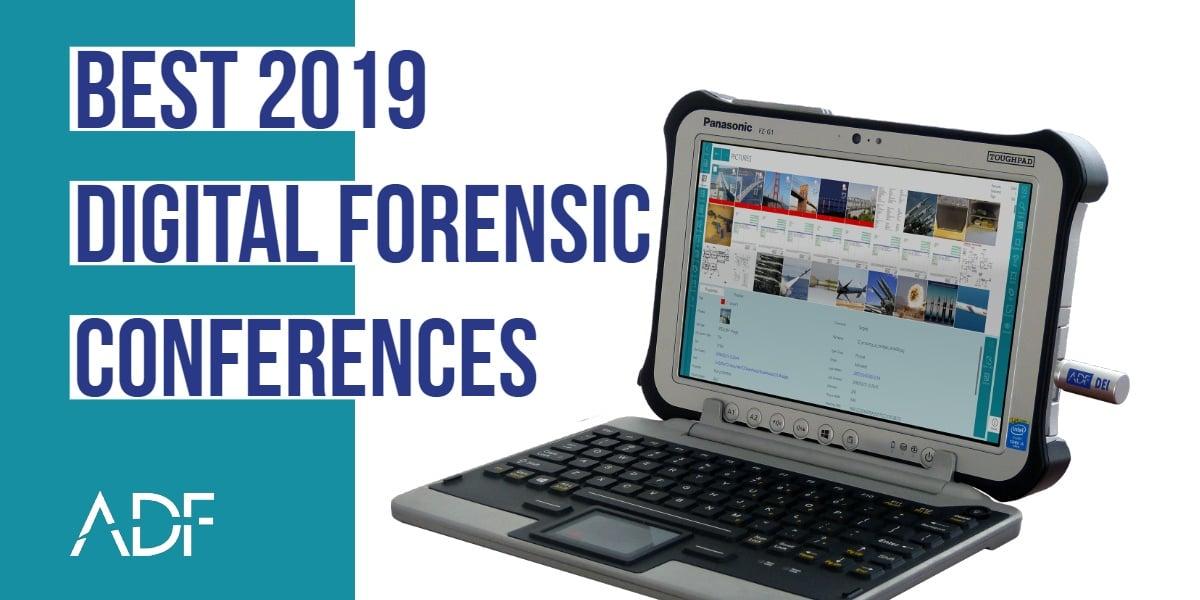 Best 2019 Digital Forensic Conferences