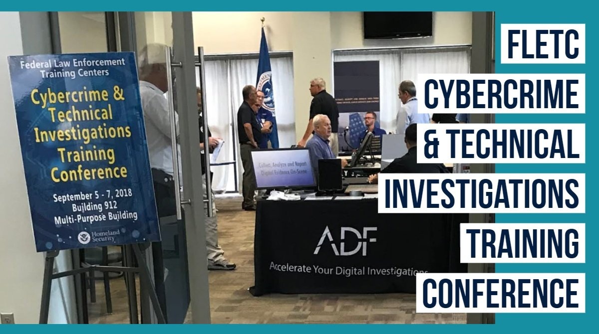 FLETC Cybercrime Technical Investigations Conference
